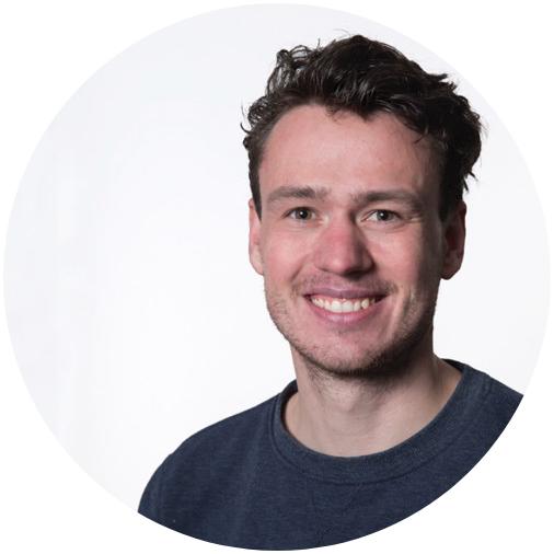 Jordy van Heese van JorWebsites - website laten maken