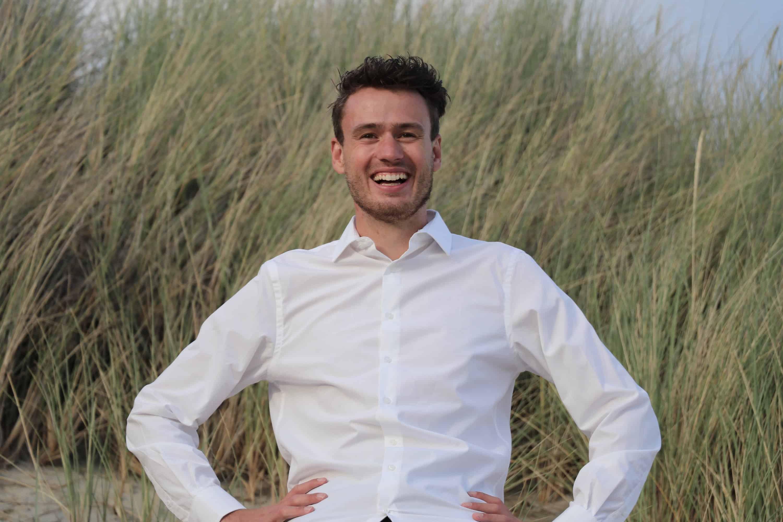 Ontmoet Jordy van Heese, website bouwer en website maker